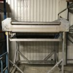 Used Wyma Flat Bed Roller Dryer_2